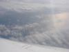 Море с самолёта
