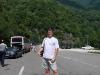 По дороге на озеро Рицца