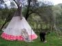 Алтай-2009, Камлак. Ботанический сад
