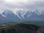 Алтай-2009, Курайская степь. Северо-Чуйский хребет