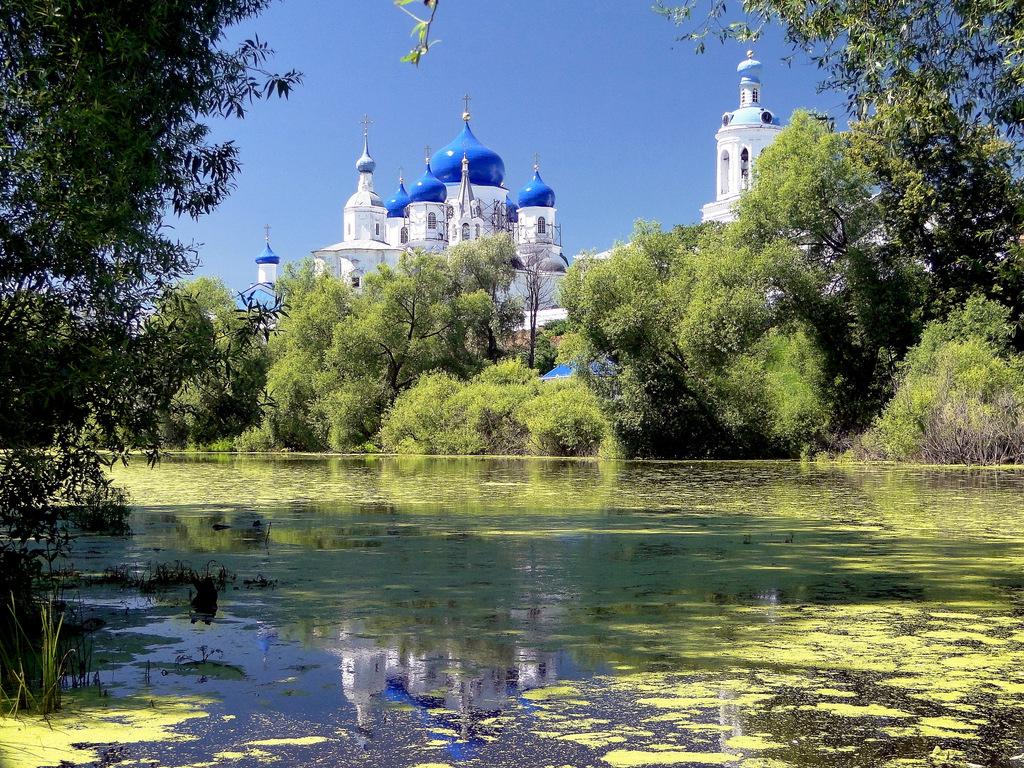 Свято-Боголюбский монастырь.