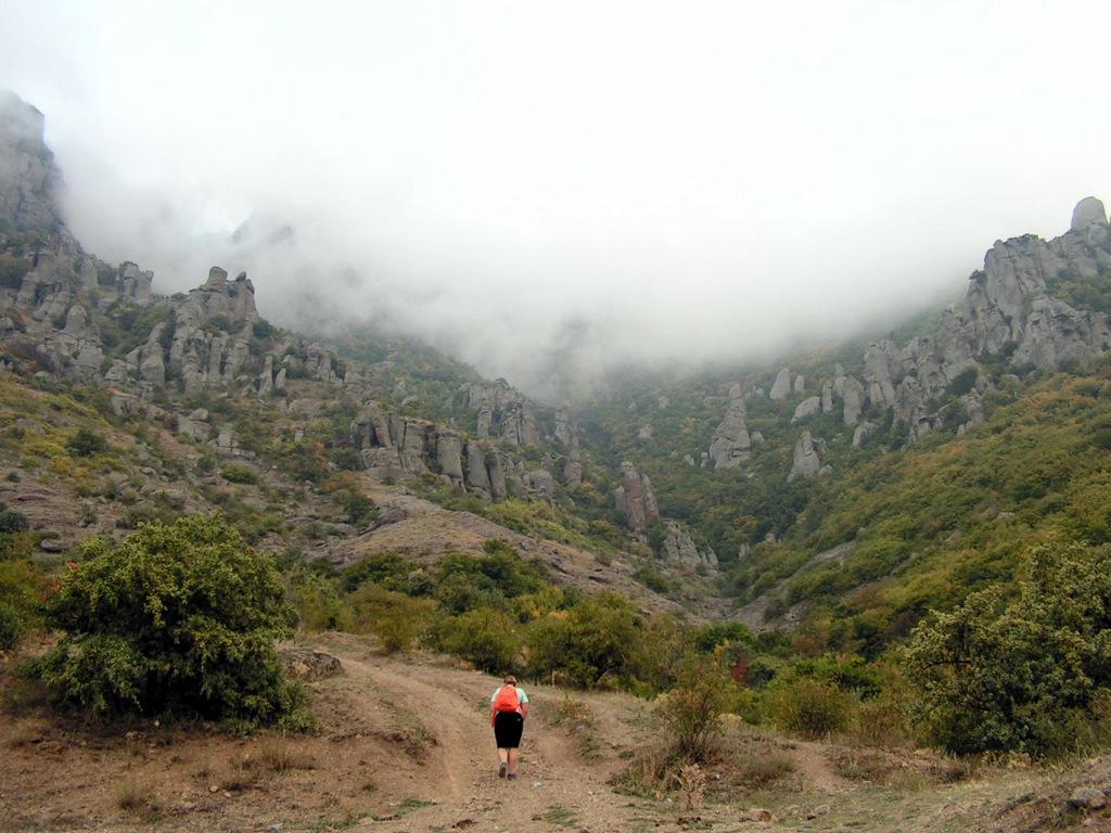 долина Привидений, Демерджи