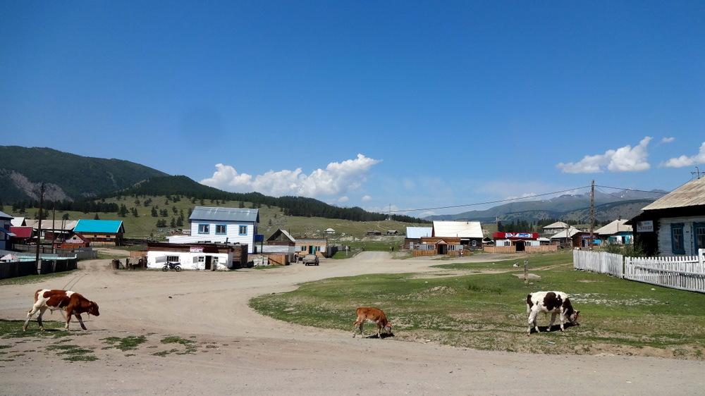 поселок Беляши