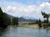 река Джазатор и гора Шенелю