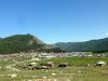 в  долине реки Джазатор