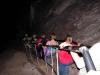 Спускаемся на первый ярус пещеры Шульган-Таш