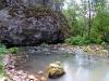 Из Каповой пещеры вытекает речка Шульган