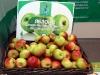 органические яблоки, Кавказ