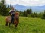 Конный поход на гору Ялангас