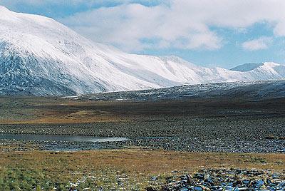 Путешествие в долину реки Собь и к массиву Рай-Из