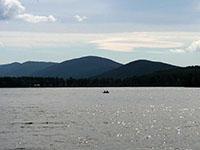 Озеро Теренкуль (рядом с водохранилищем Аргази)