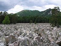 Каменная река, Таганай