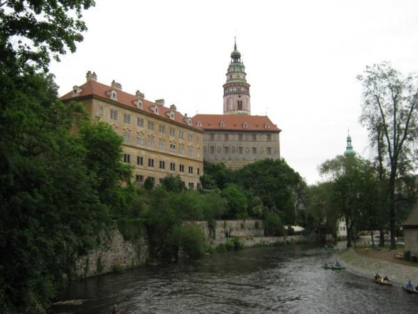 Чешский Крумлов. Июнь 2010
