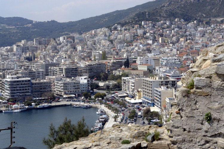 Квартиры на побережье греции
