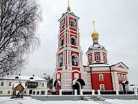 Троице-Сергиев Варницкий монастырь. Ростов