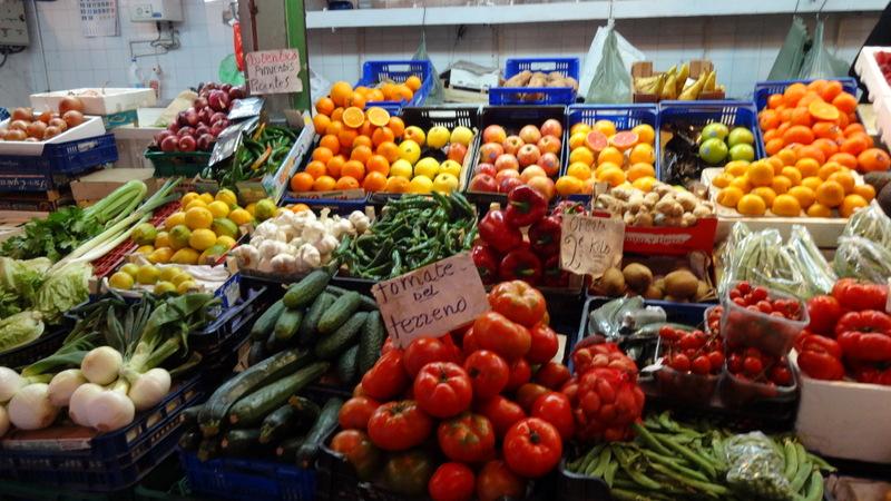рынок в Фуенхироле