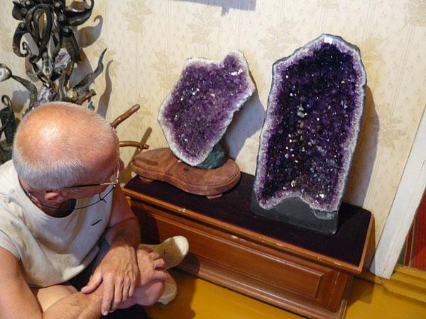 Фершампенуаз, музей камня