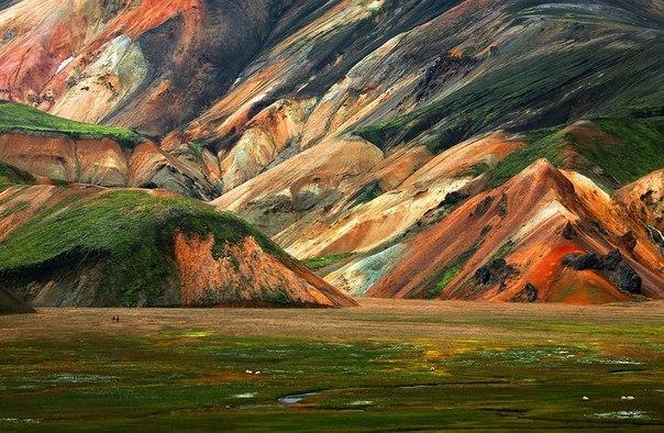 Восточная Исландия