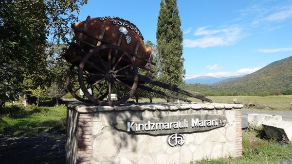 Виноградник микрозоны Кинзмараули
