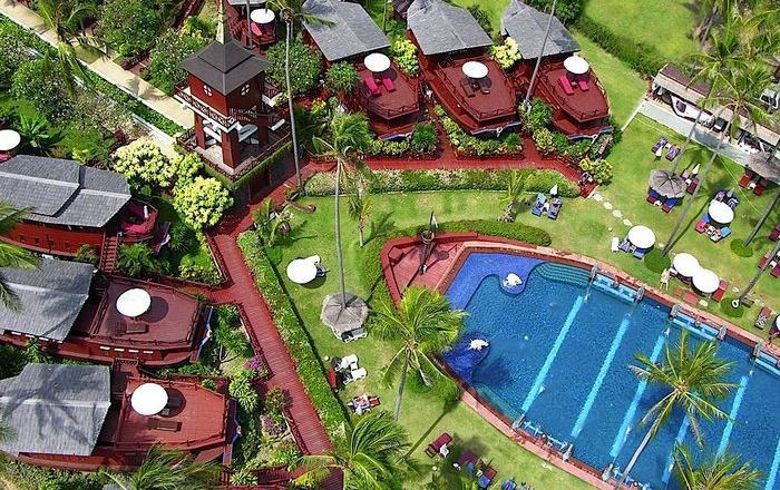 Самые необычные отели в мире