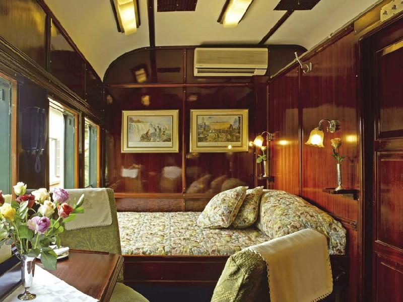 Отели-поезда
