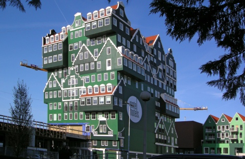 The Inntel Hotel, Zaandam