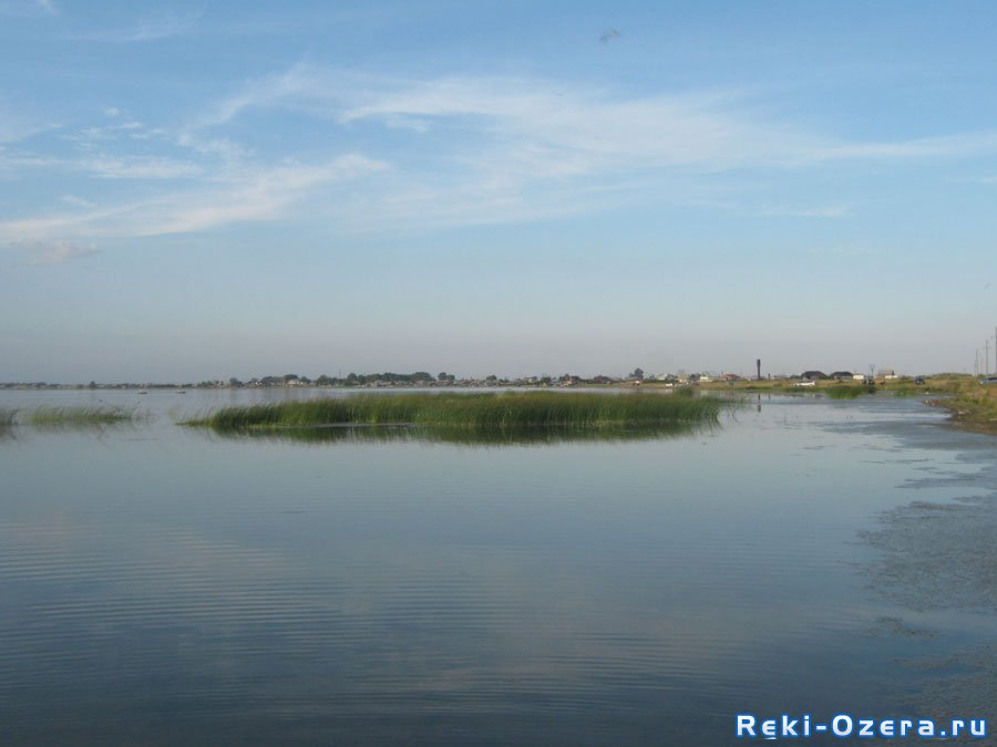 Озеро Агашкуль