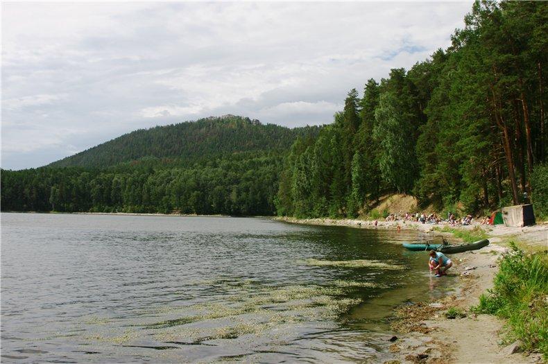Озеро Аракуль