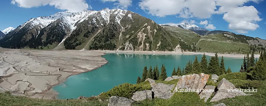 Большое Алматинское ущелье
