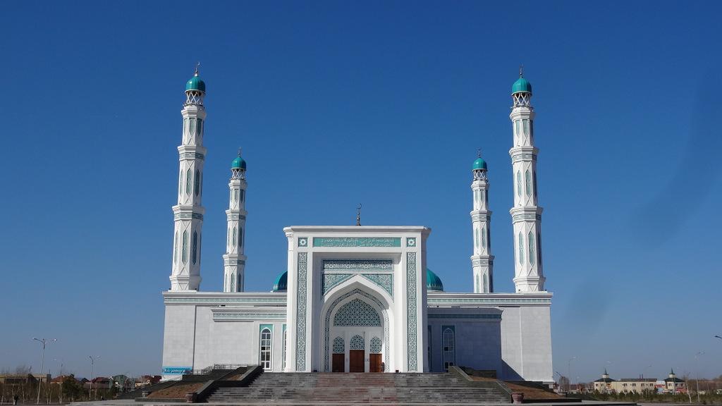 Карагандинская областная мечеть