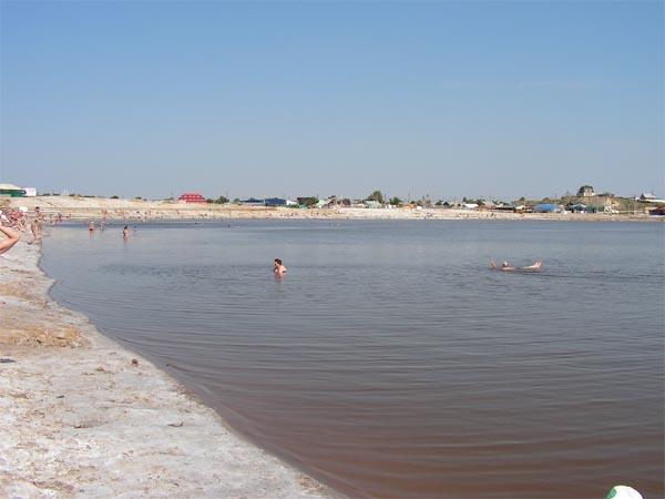 Пляжи озера Развал