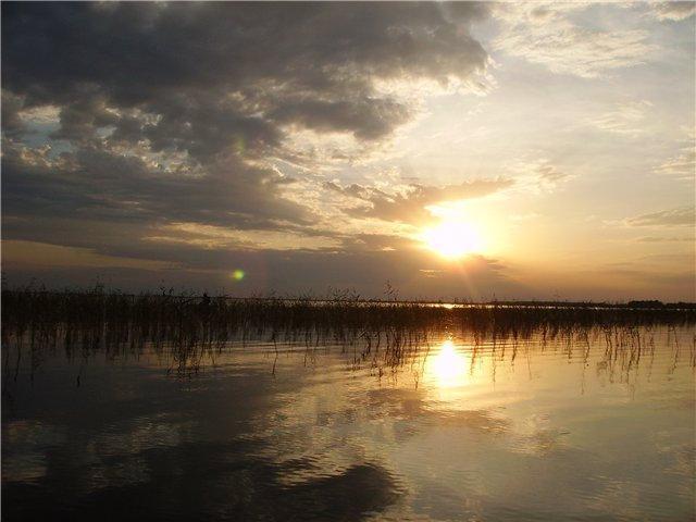 Озеро Урефты