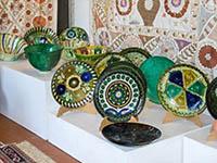 Гиждуван, мастерская керамики