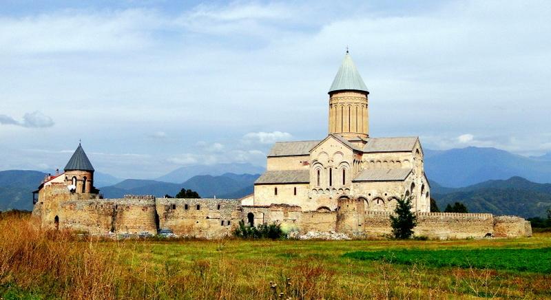 Кафедральный собор Алаверди, Кахетия, Грузия