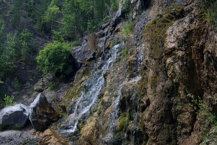 Шабровский тальковый карьер «Старая Линза»
