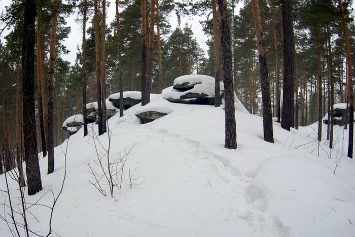 Скалы Петра Гронского