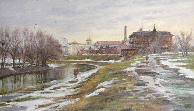 Алексей Ефремов, Набережная, 2013