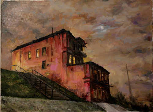 Косой дом, Екатеринбург