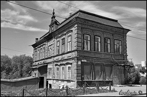 Доходный дом купца В.И. Чувильдина, 1900 г., архитектор А.С. Чирковский
