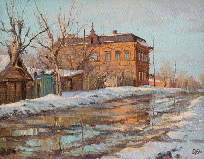 Алексей Ефремов, Весна