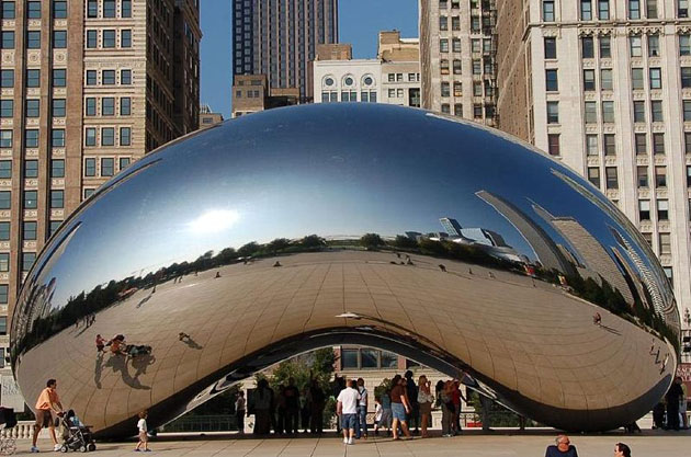 Капля ртути, Чикаго