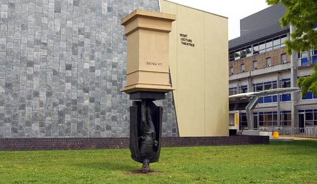 Памятник первому губернатору, Австралия