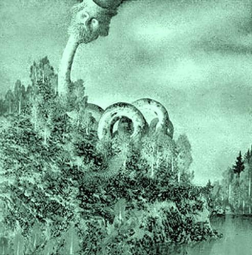 Загадка озера Аргази