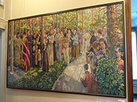 Картинная галерея Петрова-Водкина
