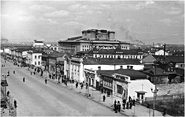 Улица Кирова 60х годов