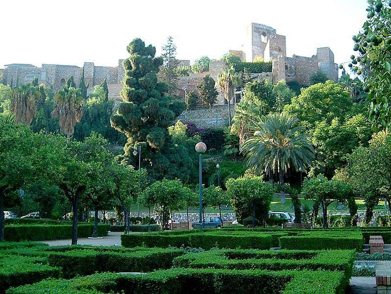 Алькасаба Alcazaba de Málaga