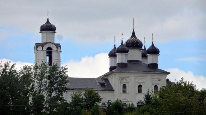 Преображенский монастырь Каменск-Уральский