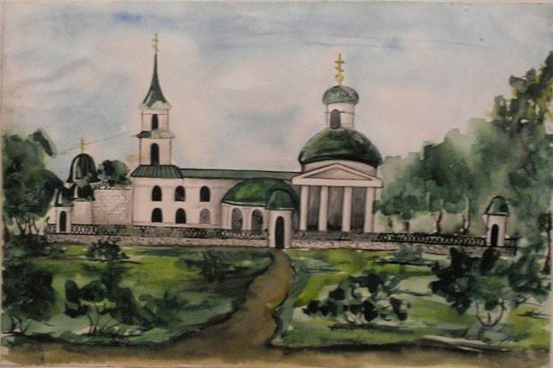 О церкви в Кундравах