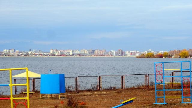 Шершневского водохранилища
