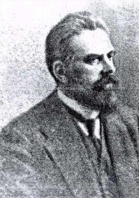 Инженер Ипатьев Николай Николаевич, владелец дома